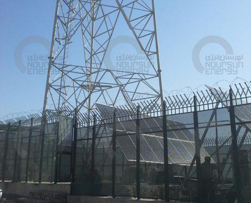 پروژه نیروگاهی برق خورشیدی