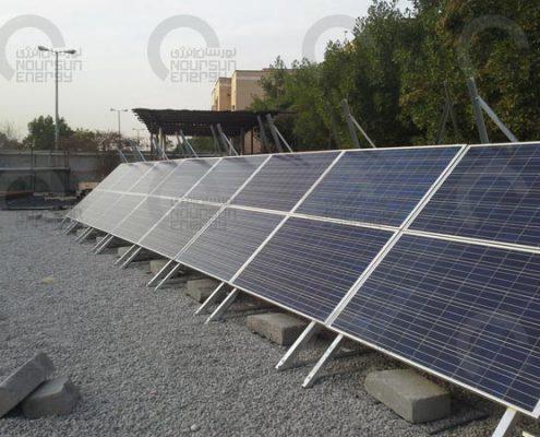 نیروگاه خورشیدی پر بازده