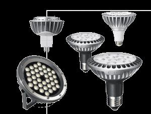 محصولات روشنایی LED