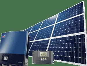 پکیج برق خورشیدی خانگی