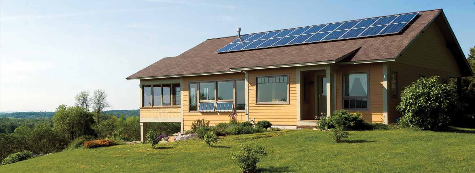 فروش برق خورشیدی ویلا