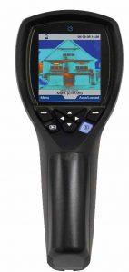 دوربین تصویربرداری حرارتی با تشخیص 3600 نقطه