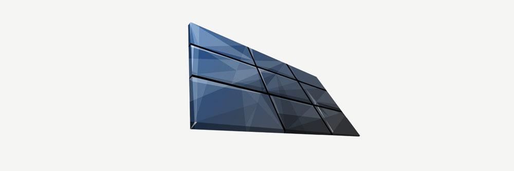 پنل های اختصاصی خورشیدی