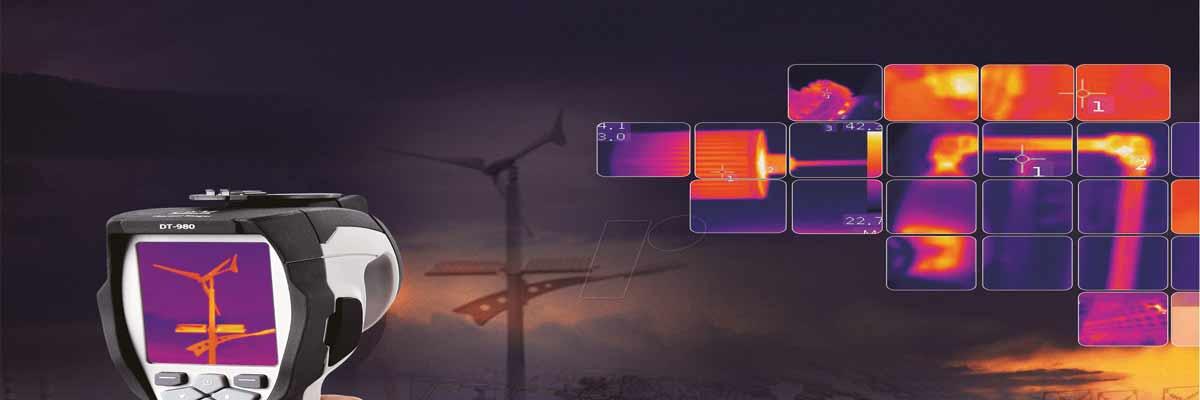 شرکت تصویر برداری حرارتی برق ویلا ها و صنایع