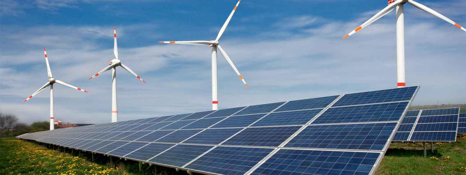 سیستم های هیبریدی خورشیدی و بادی