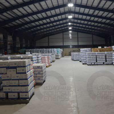 چراغ و لامپ ال ای دی برای سقف کاذب سوله محیط باز