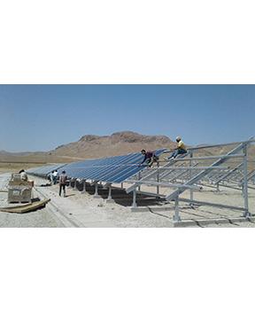 سازه-نصب-پنل-خورشیدی