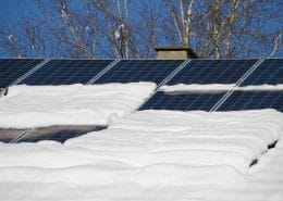 Snowy-solar-panels
